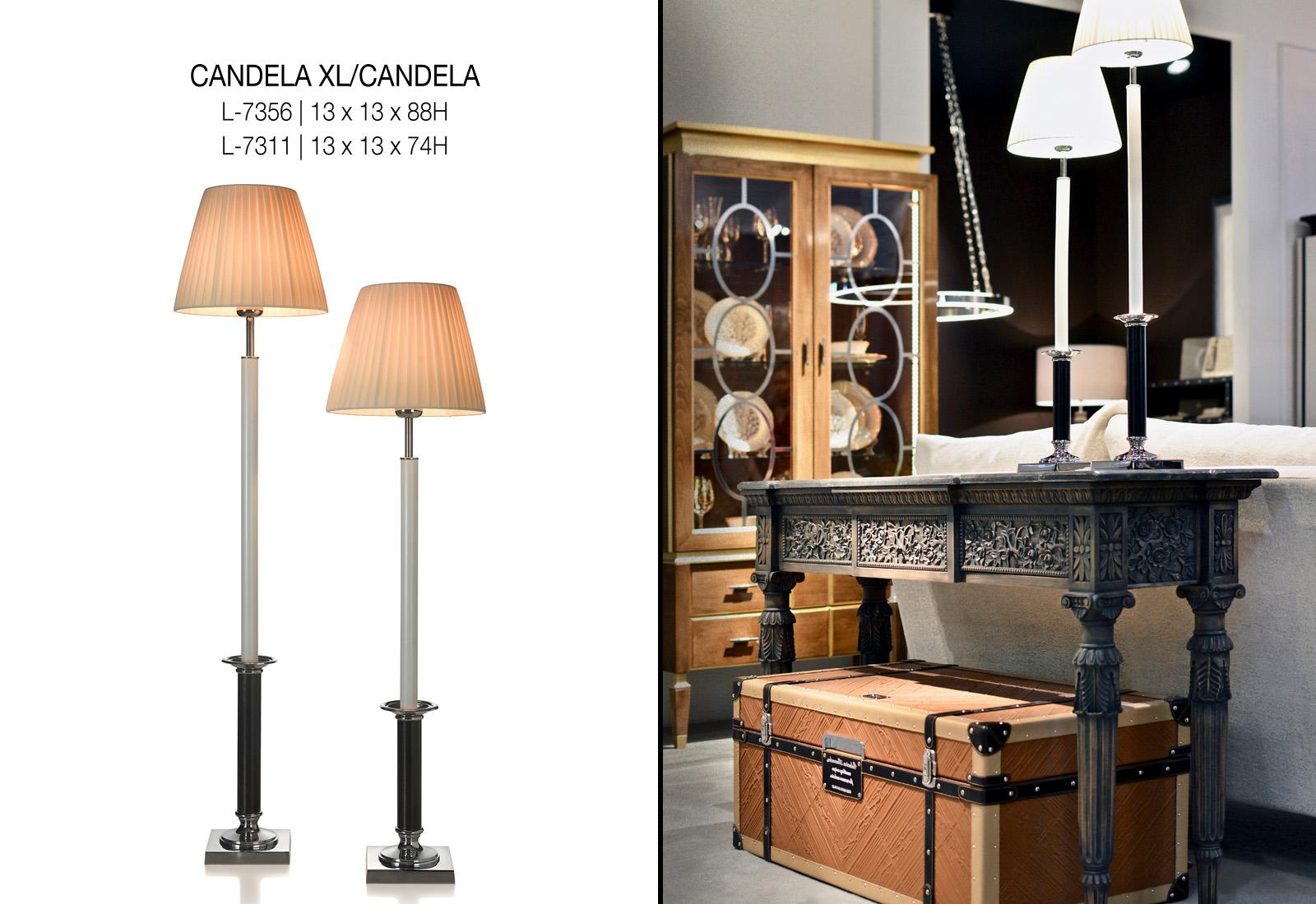 CANDELA | Table Lamp
