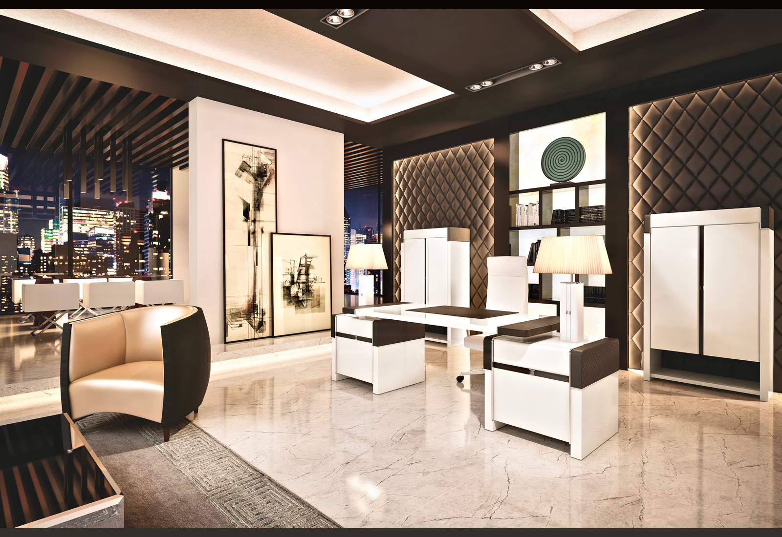 Attirant Modern Luxury Office Furniture, Contemporary Office Furniture, Luxury Offie  Furniture