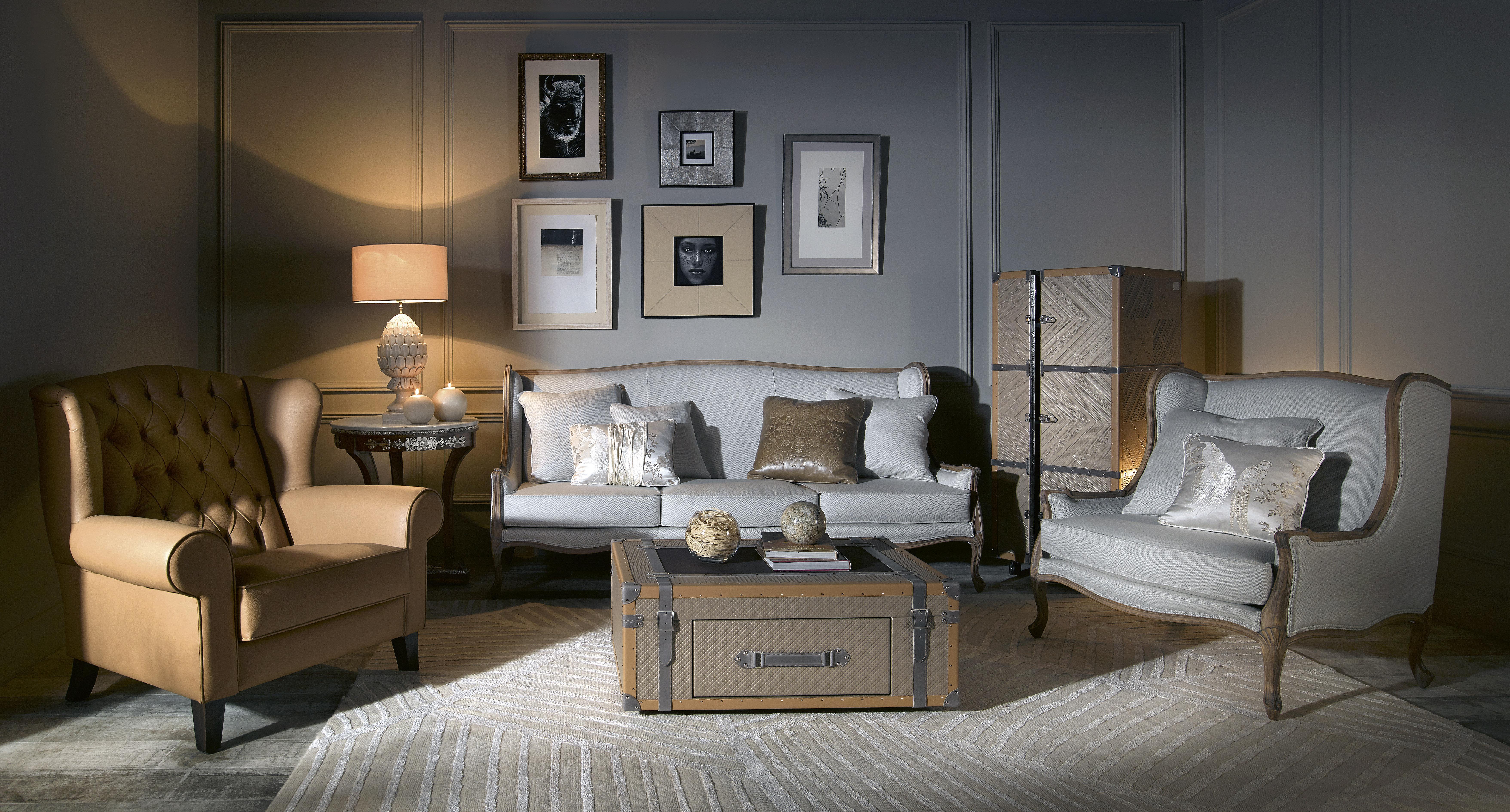 Coleccion Alexandra UK Luxury Furniture Luxury Coffee Tables