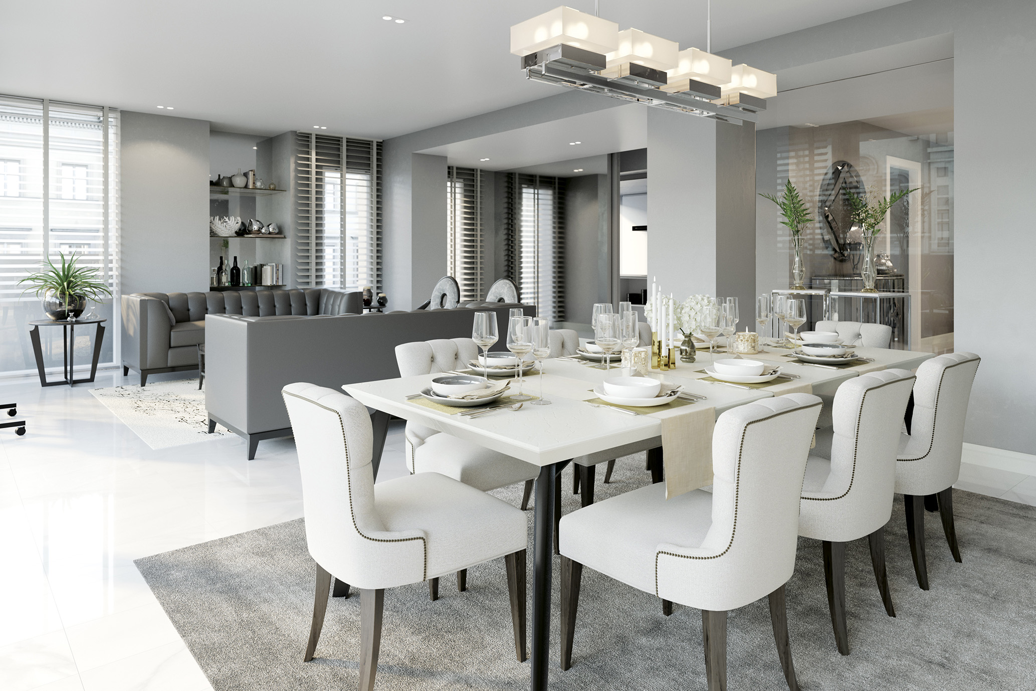 Modern Dining Room Furniture, Contemporary Dining Room Furniture, Luxury  Dining Room Furniture