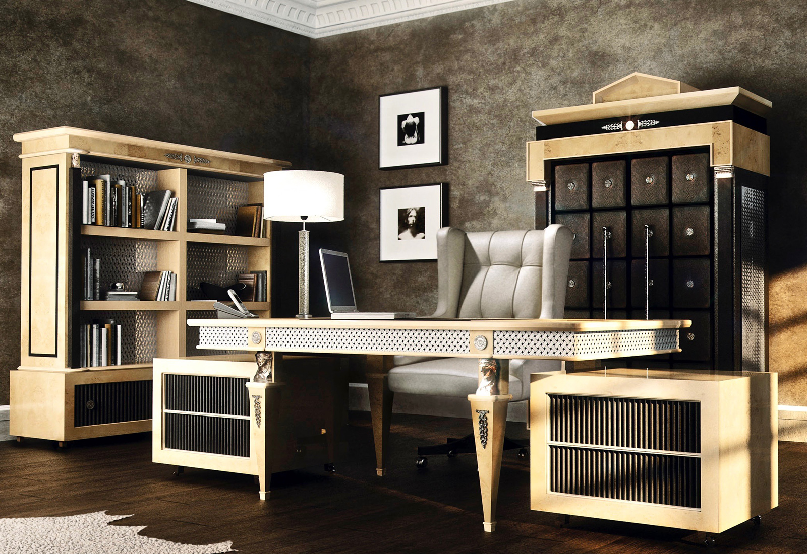 Superieur Luxury Home Office Furniture, Home Office Desks Uk, Luxury Home Office Desks