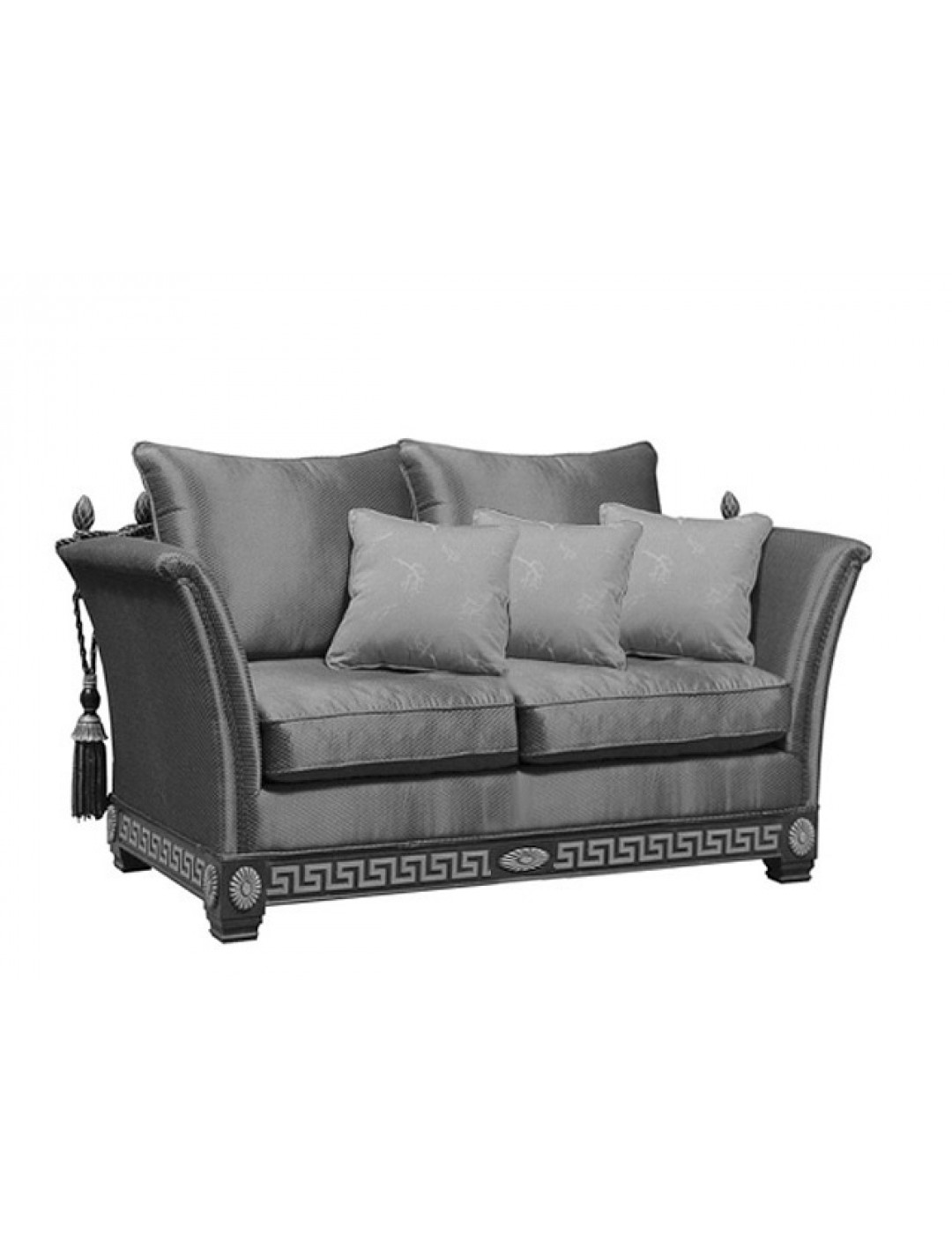 ELITE-EGEO 2-SEAT SOFA,3 (45X45 CM) PILLOWS, C.O.M.