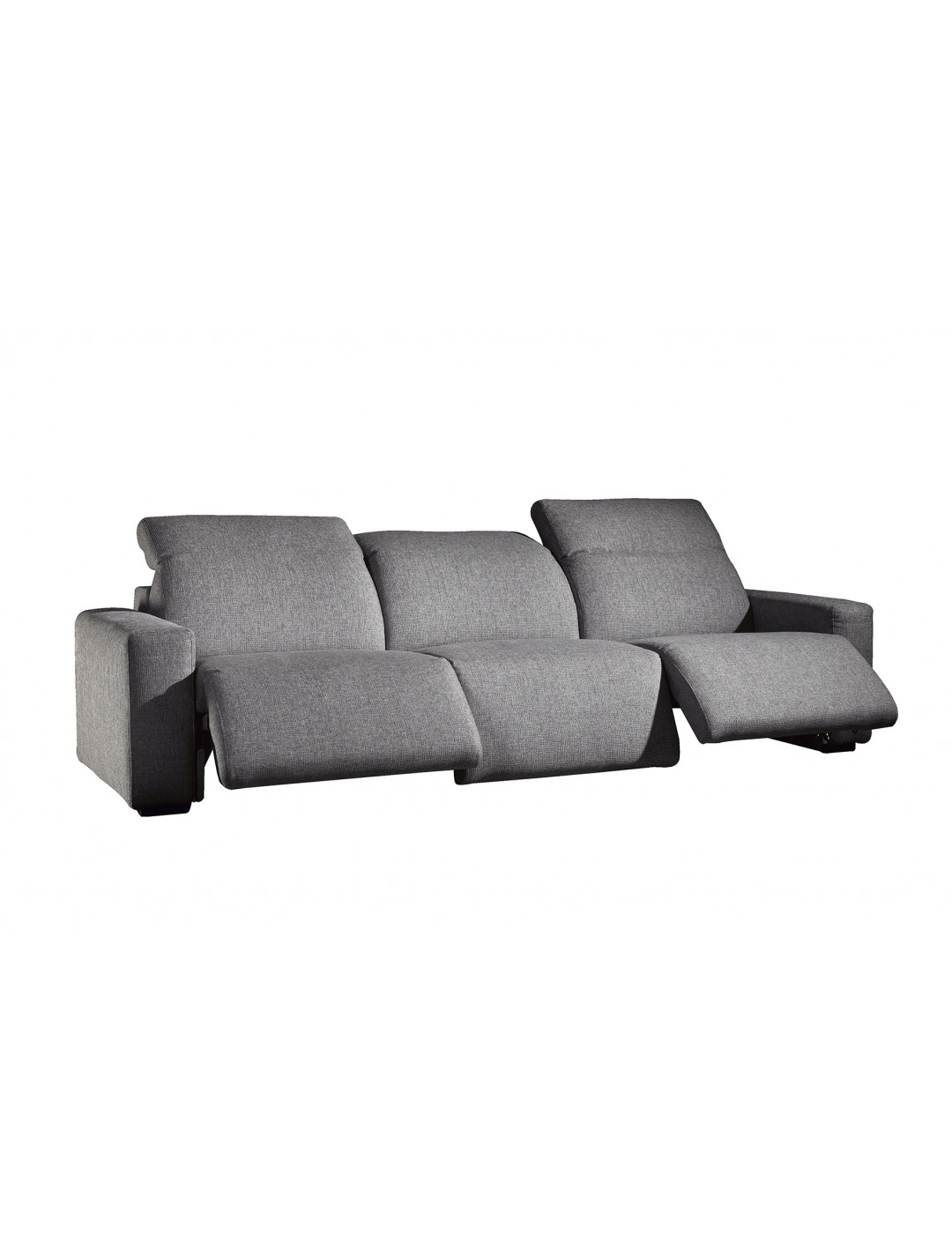 COSMOPOL 2 ARMS 3-SEATER SOFA, RELAX MOTION DEVICE INCLUDED, C.O.M.