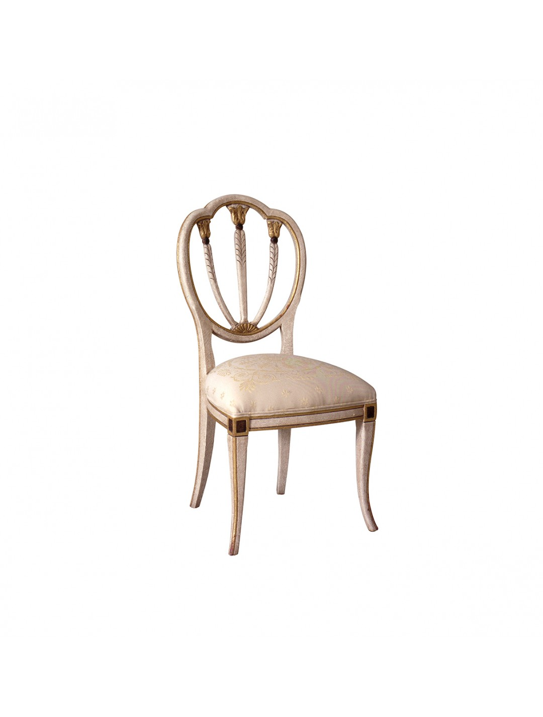 RUTH CHAIR,WOODEN BACK, C.O.M.