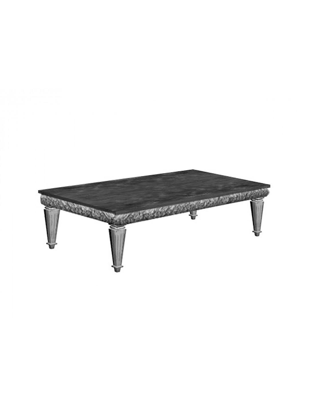 RANDA COFFEE TABLE,SQUARED 110X110 CM