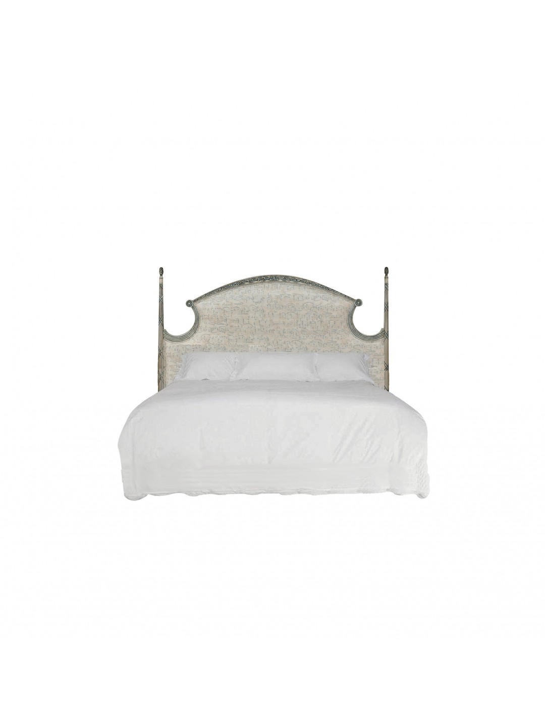 MARIA CARVED HEADBOARD (FOR 200 CM MATTRESS)