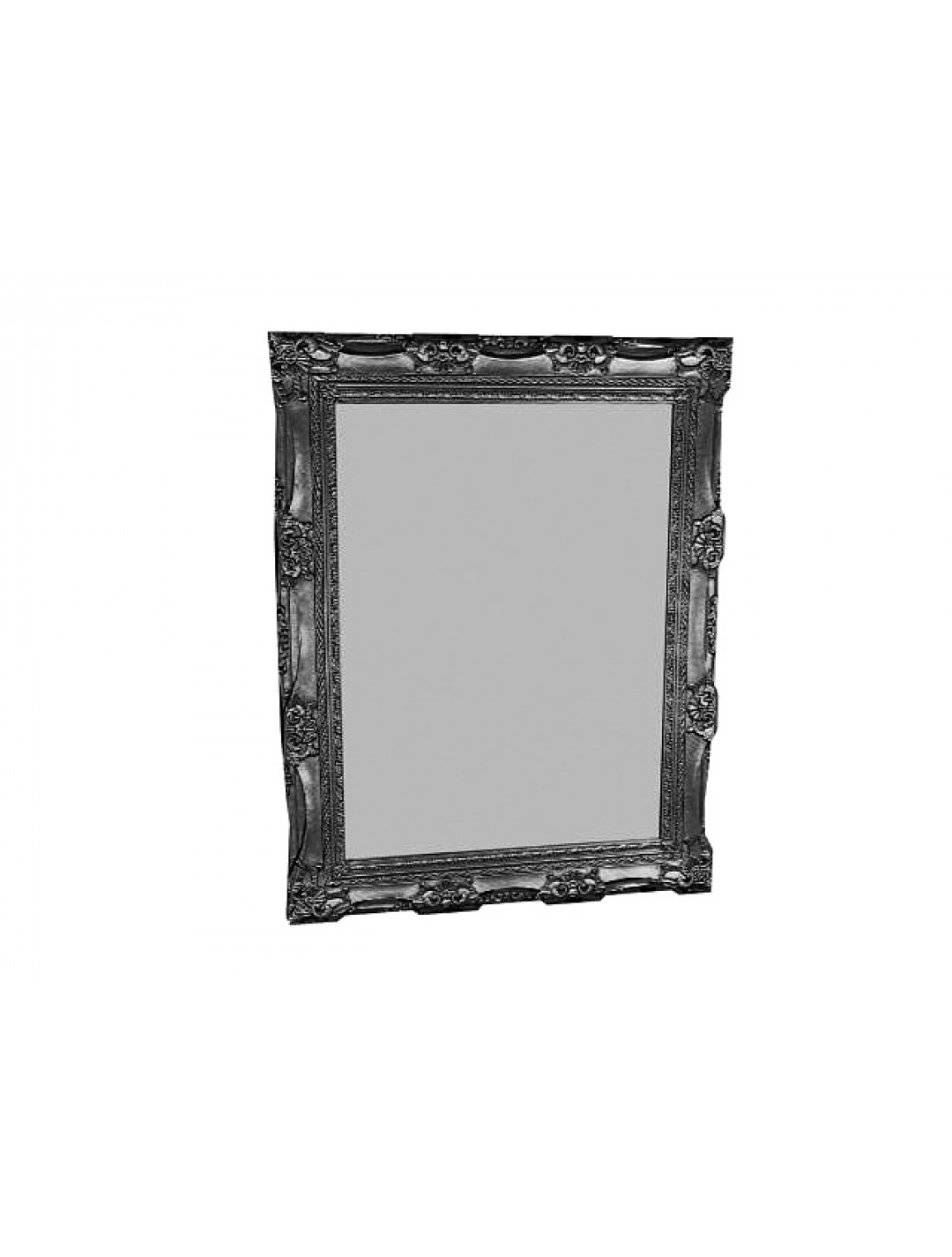 CLASSICO CARVED WOOD MIRROR, 95*120H.