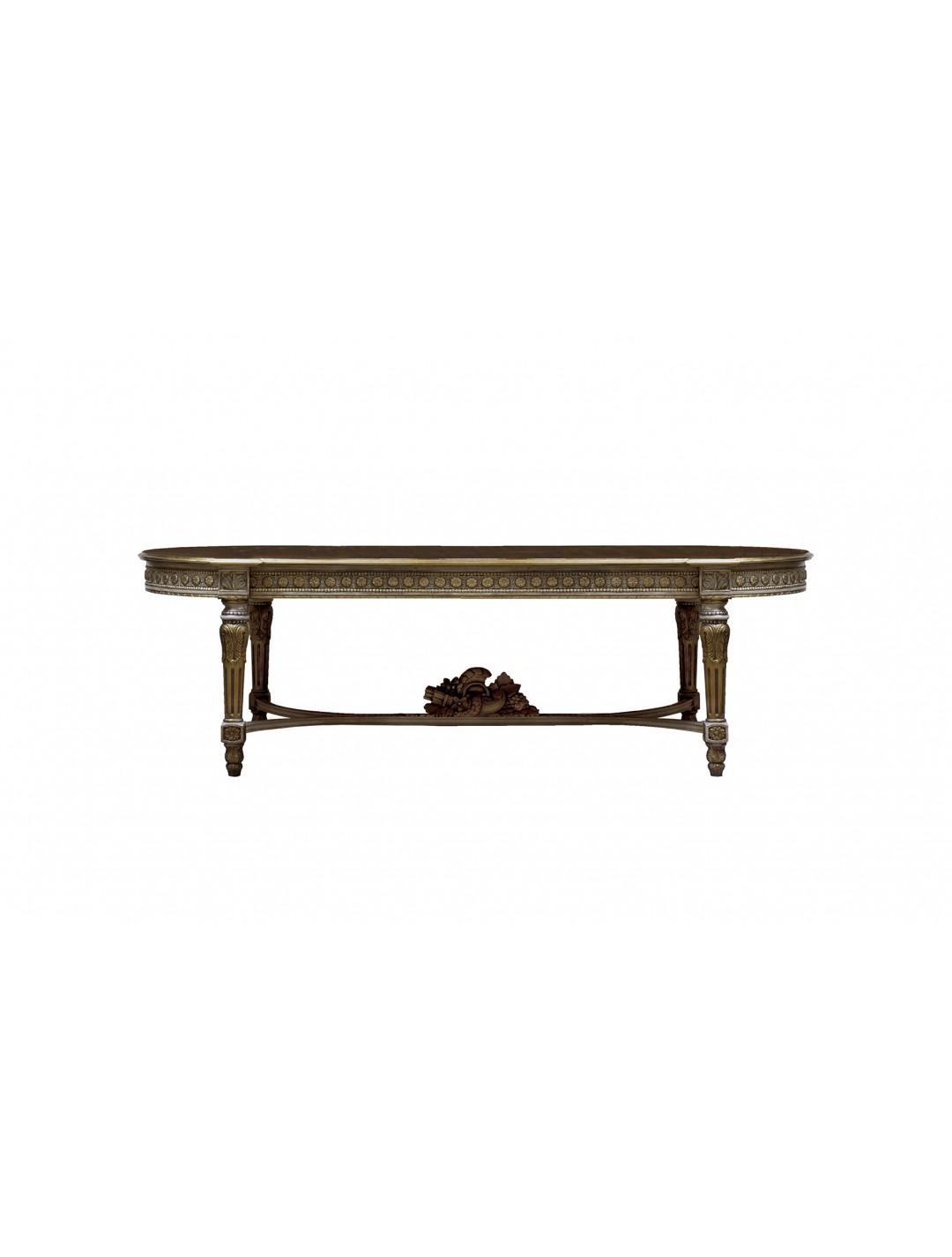 DORIS DINING-ROOM TABLE,265X112 CM