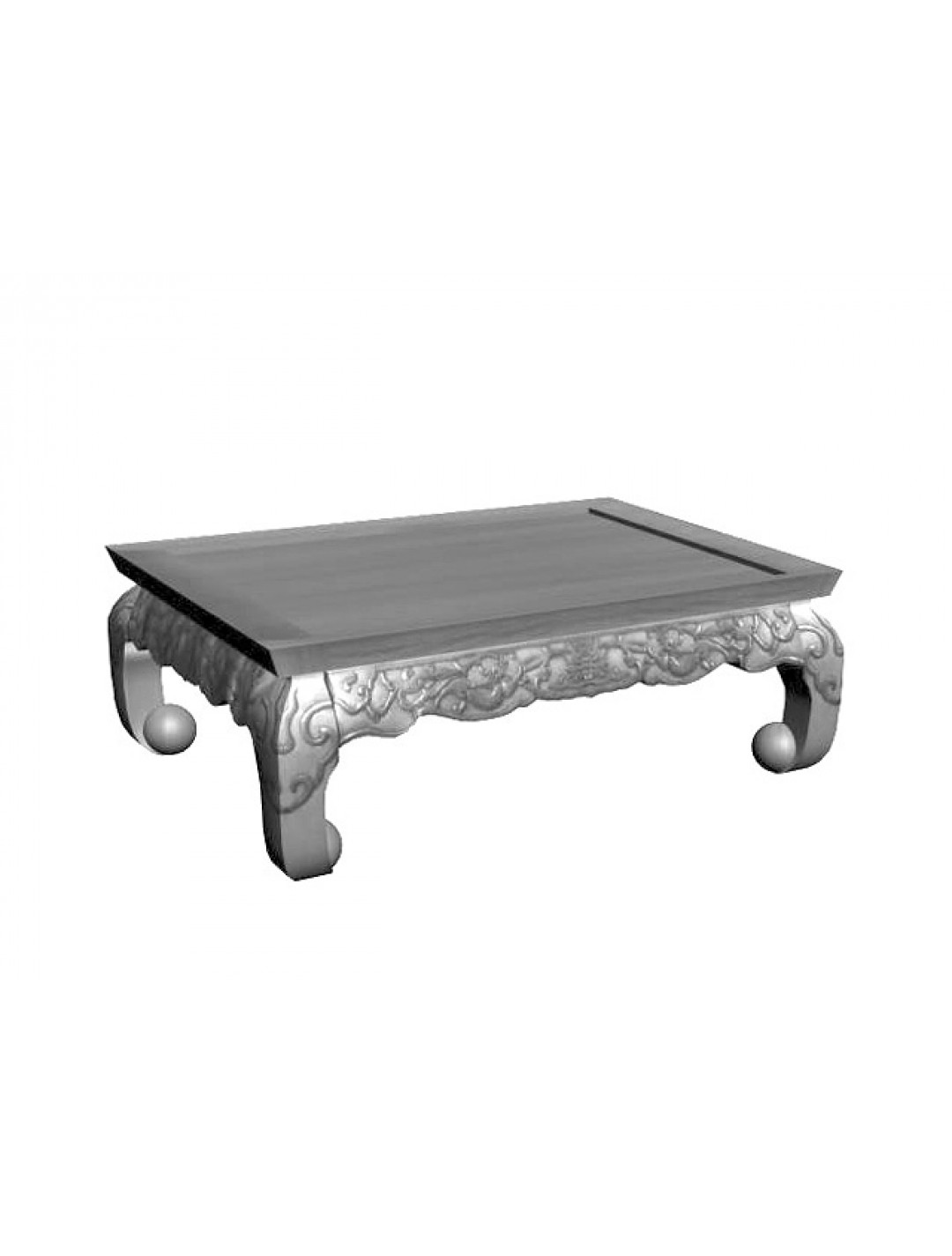 VANESA COFFEE TABLE,120X150 CM