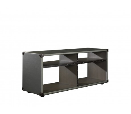 COMPASS L2 LOW SHELF UNIT, FINISH: ECO LEATHER, 150*50*65H