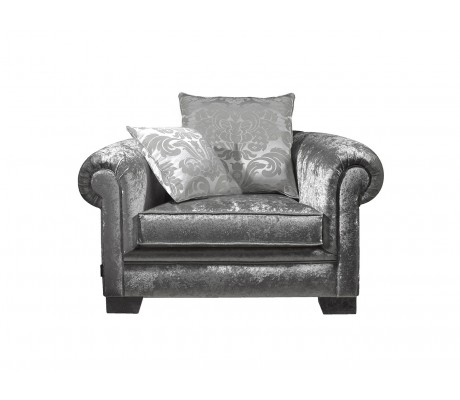 VICTORIA 1-SEAT SOFA,1 (60X60 CM) CUSHION,1 (45X45 CM) CUSHION, C.O.M.