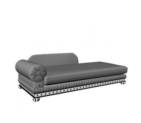 ROJAS CHAISE LONGUE, LEFT ARM, TWO 55*55 CM CUSHIONS INCLUDED, C.O.M.