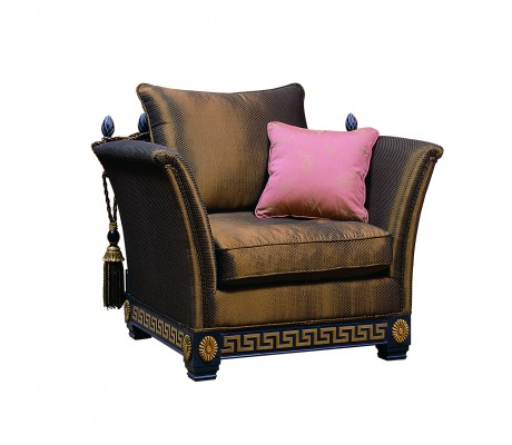 ELITE-EGEO 1-SEATER SOFA, ONE 70*85 CM CUSHION INCLUDED, C.O.M.