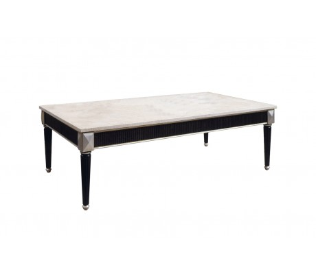 DECO COFFEE TABLE, RECTANGULAR,