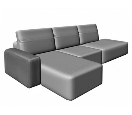 COSMPOPOL 1 SEAT SOFA+BENCHRIGHT+CHAISE LEFT 1 ARM-RIGHT, C.O.M.