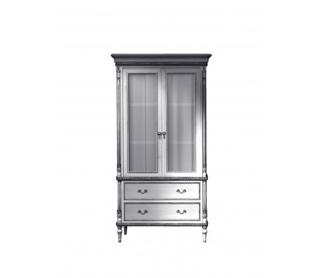 ANGELES TWO DOORS CABINET ,