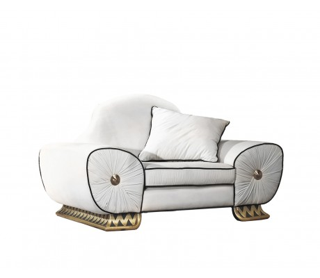 FELIPE 1-SEATER SOFA,1 CUSHION (60X60), C.O.M.