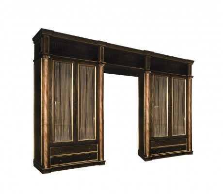 CARMEN BRIDGE WARDROBE,