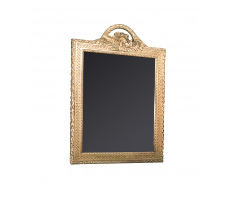SISSI CARVED WOOD MIRROR 120X170 H