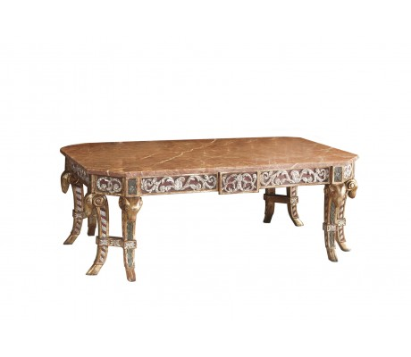 CARNERO COFFEE TABLE,126X82X47 CM