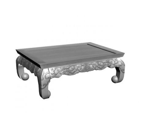 VANESA COFFEE TABLE,135X90 CM