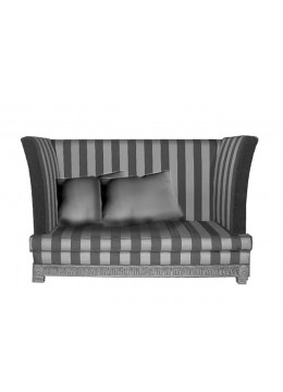 BEATRIZ-ELITE 3-SEAT SOFA, TWO 80*45 CUSHIONS INCLUDED, C.O.M.