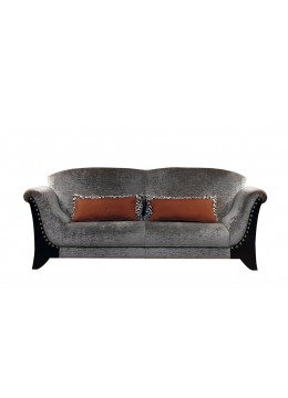 CULTURA 3-SEATER SOFA, TWO 70*35 CM INCLUDED, C.O.M.