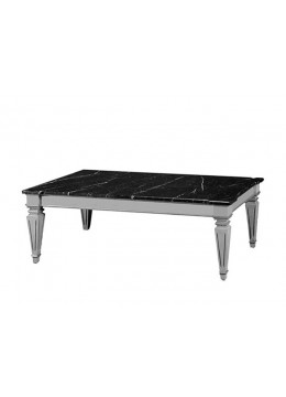 DIANA COFFEE TABLE, WITH OR WITHOUT STARS ON BORDER, RECTANGULAR,
