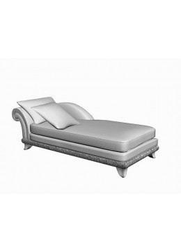 RANDA CHAISE LONGUE, ARM ON THE LEFT, WITH TWO 60*60 CM CUSHIONS INCLUDED, C.O.M.