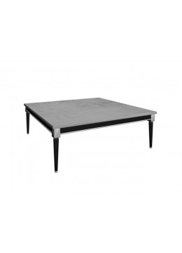 DECO COFFEE TABLE, SQUARE,