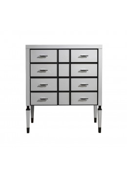LAUREN CHEST OF DRAWERS,  FOUR DRAWERS,