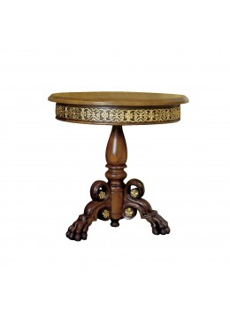 VICTORIA PEDESTAL TABLE