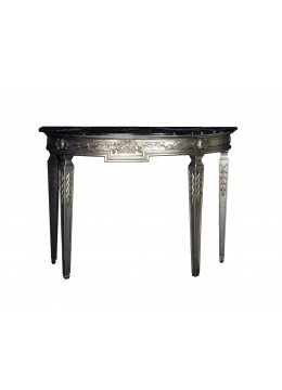 VENECIA CARVED WOOD CONSOLE