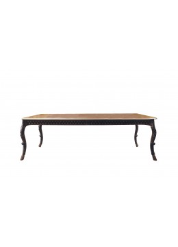JUAN CARLOS FOUR-LEGS DINING-ROOM TABLE, 256*126CM