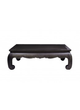 VANESA COFFEE TABLE,135X90 CM, WITHOUT CARVING