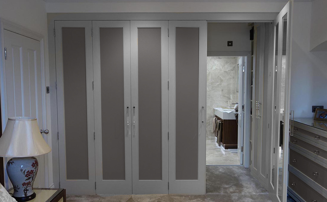 secret wardrobe door, secret door, fitted wardrobe, bespoke wardrobe