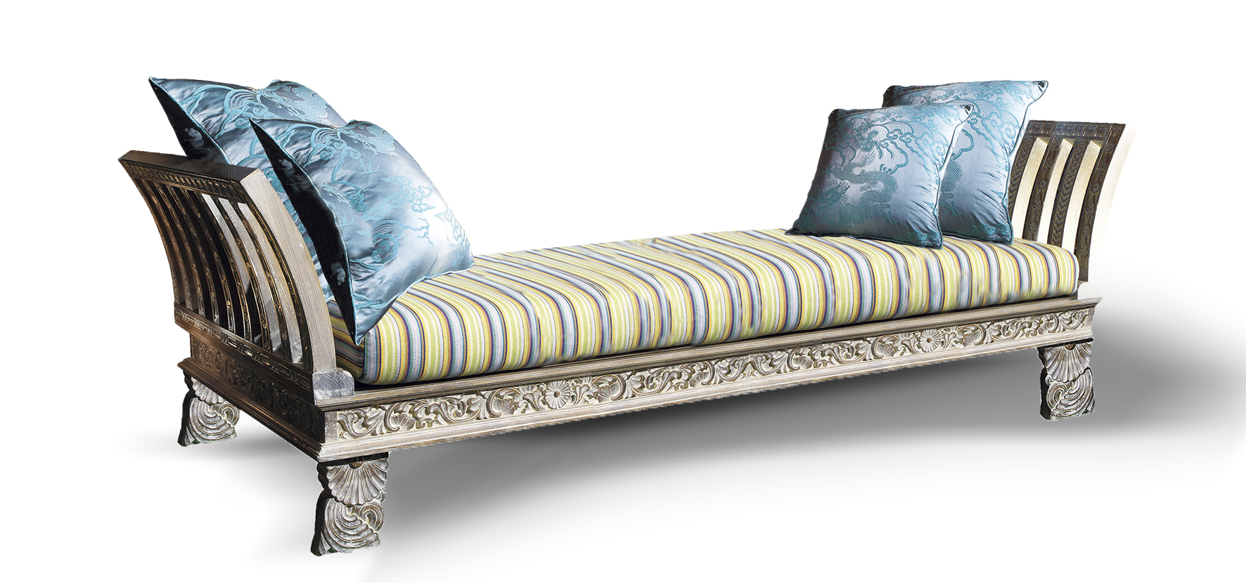 Luxury garden furniture patio furniture for Balinese chaise lounge