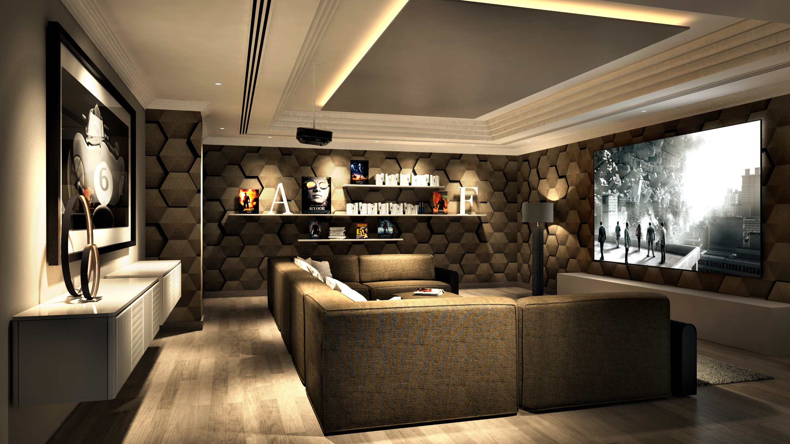 Luxury Home Cinema Seating Home Cinema Installation