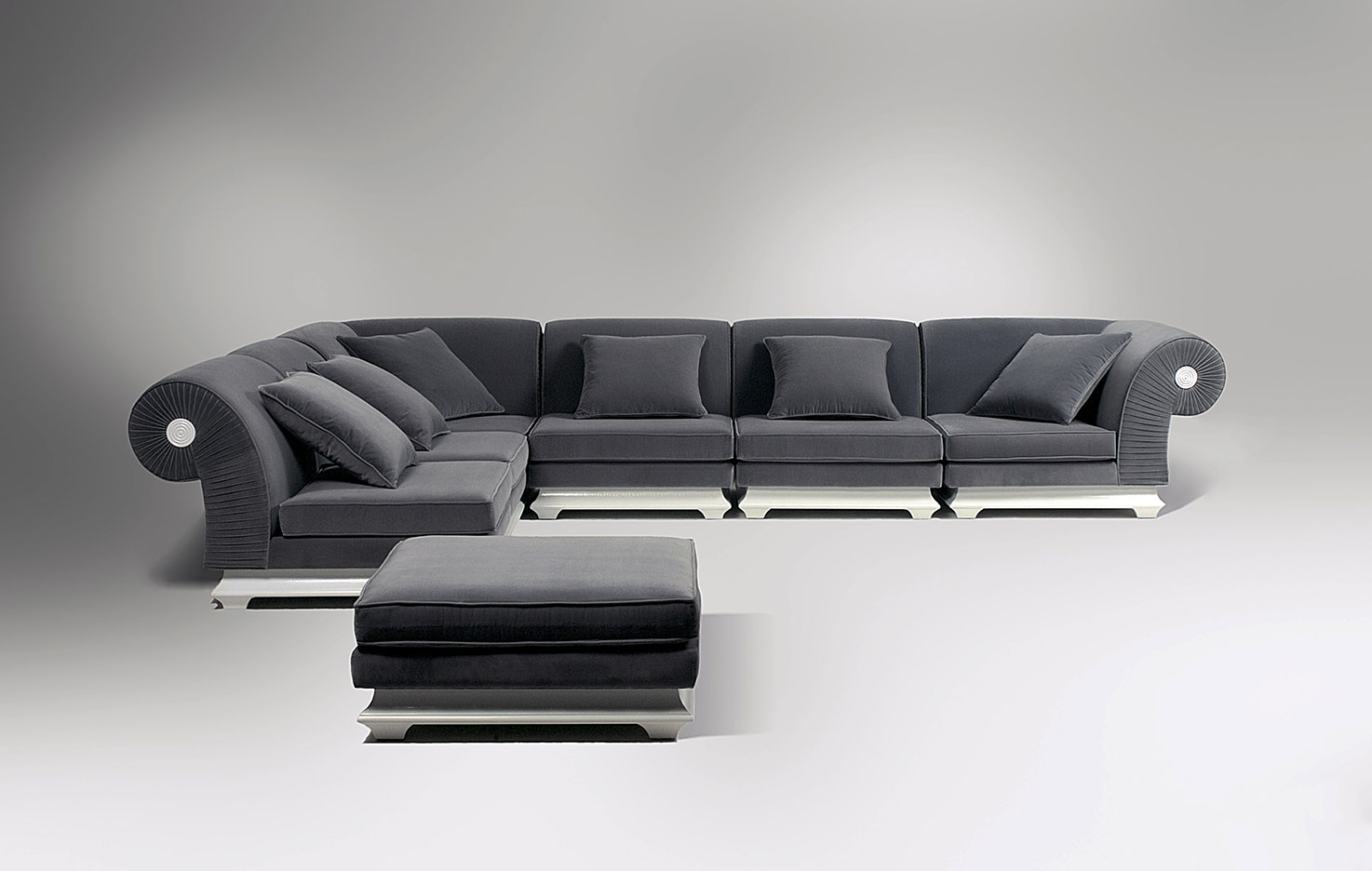 100 large corner sofas new about dfs zaha