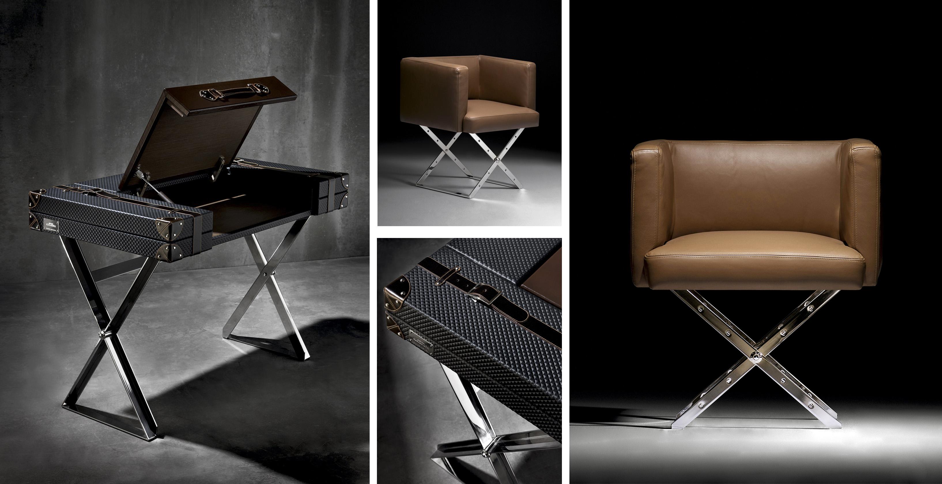 attractive modern glass shaped desk executive contemporary design odin office altra l