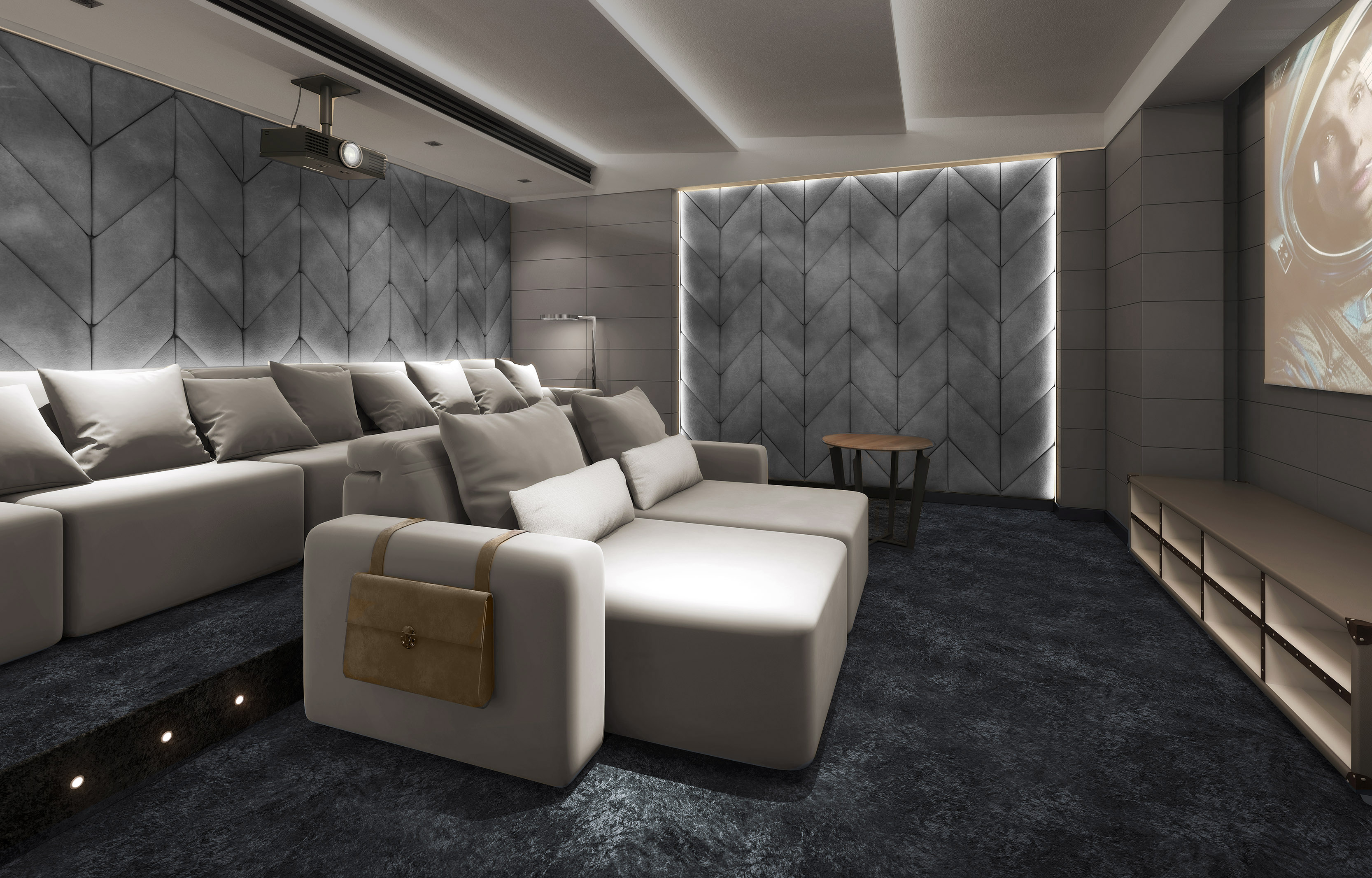 luxury home cinema seating home cinema installation home cinema design the perfect home. Black Bedroom Furniture Sets. Home Design Ideas