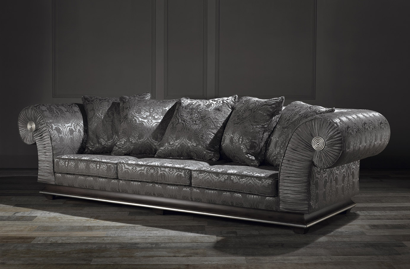 The Corner Sofa & Curved Sofa