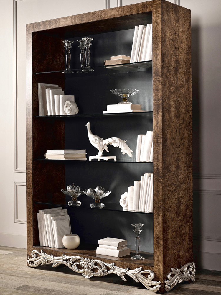 luxury office storage, luxury office shelves