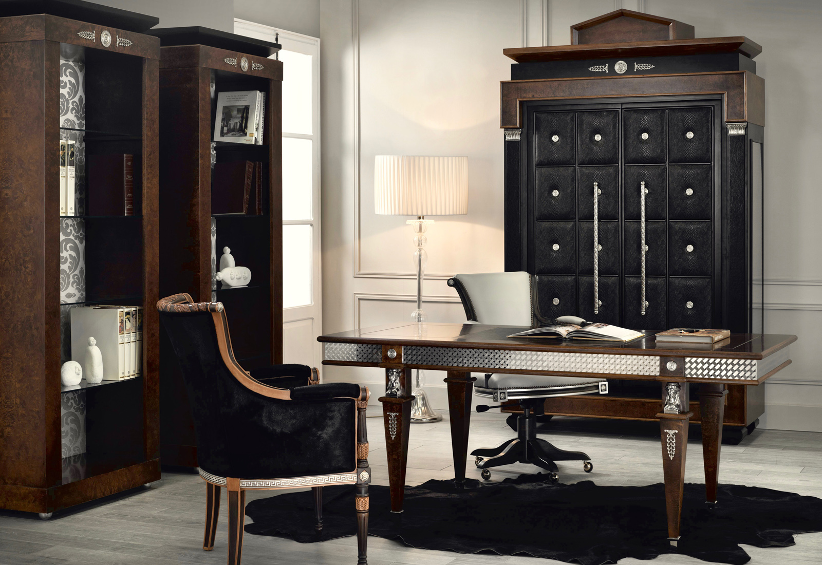luxury home office furniture, home office desks,