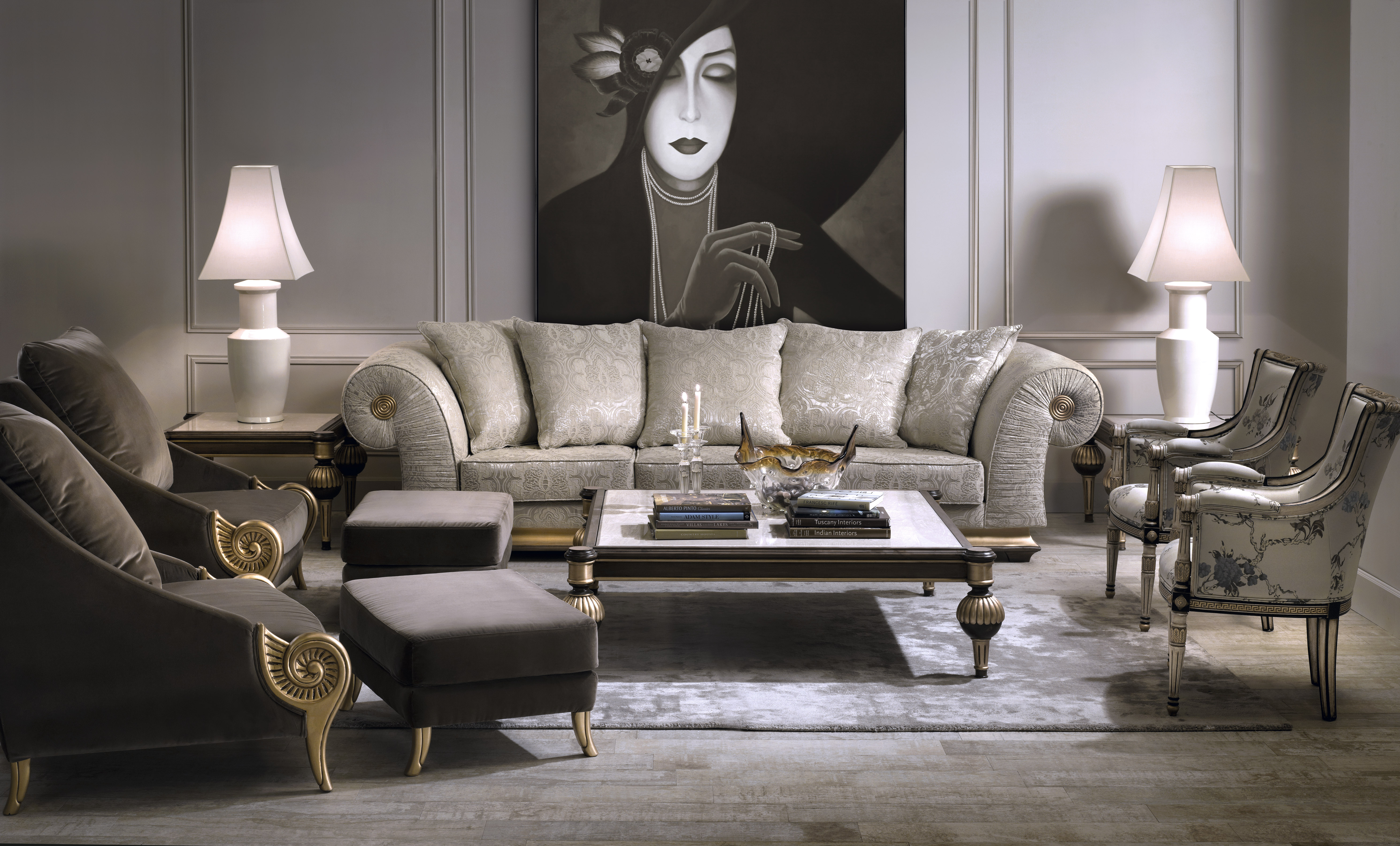 Traditional luxury living room furniture, luxury sofa uk, classic living room furniture