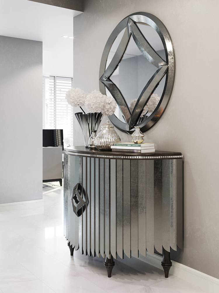 luxury console table, contemporary console table