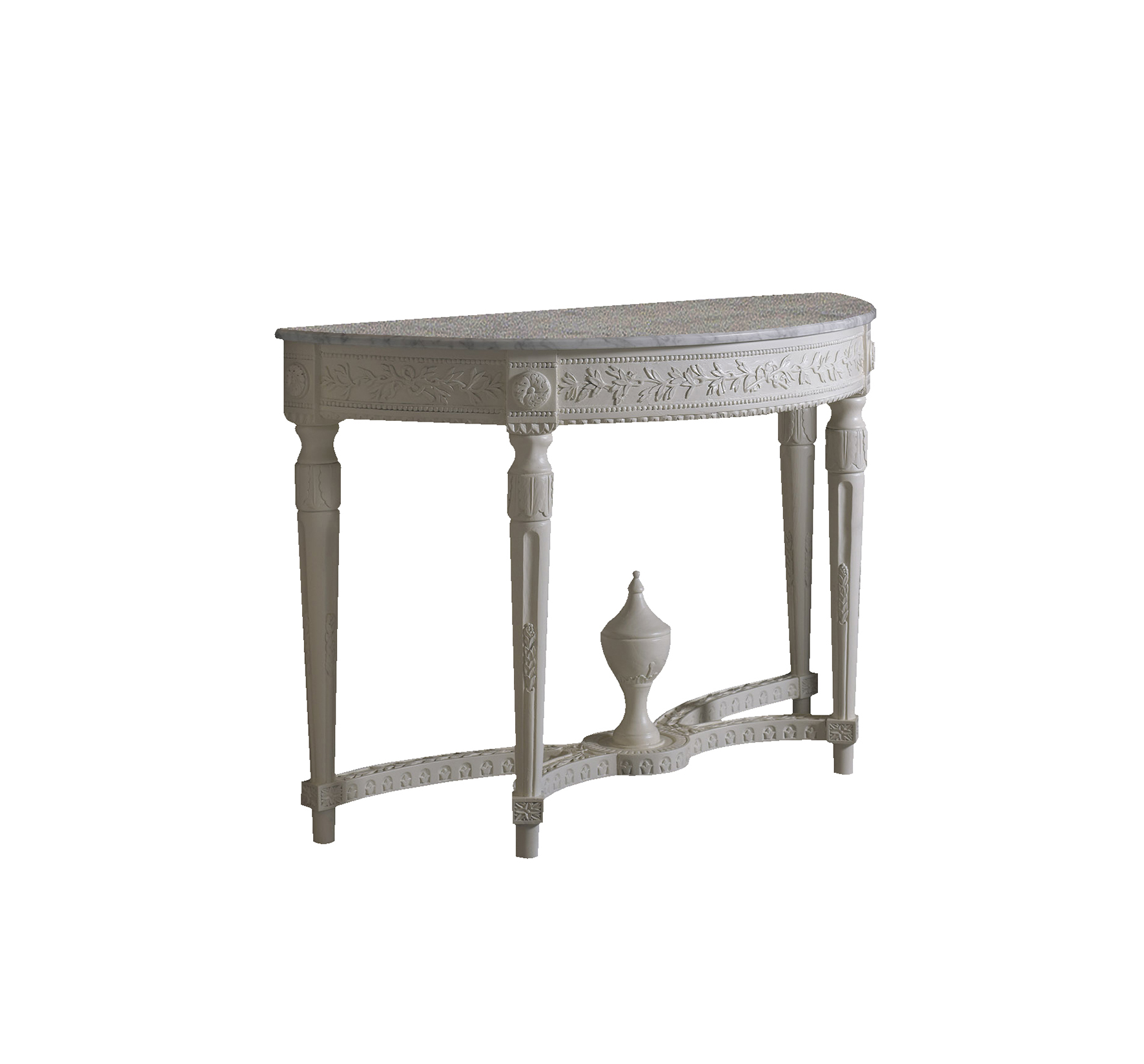luxury living room console table