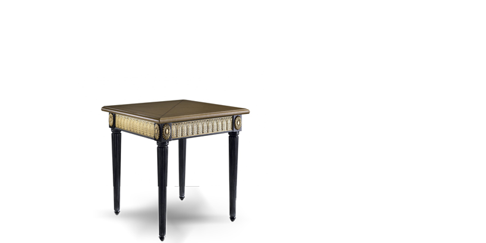 luxury side table, classic side table, traditional side table