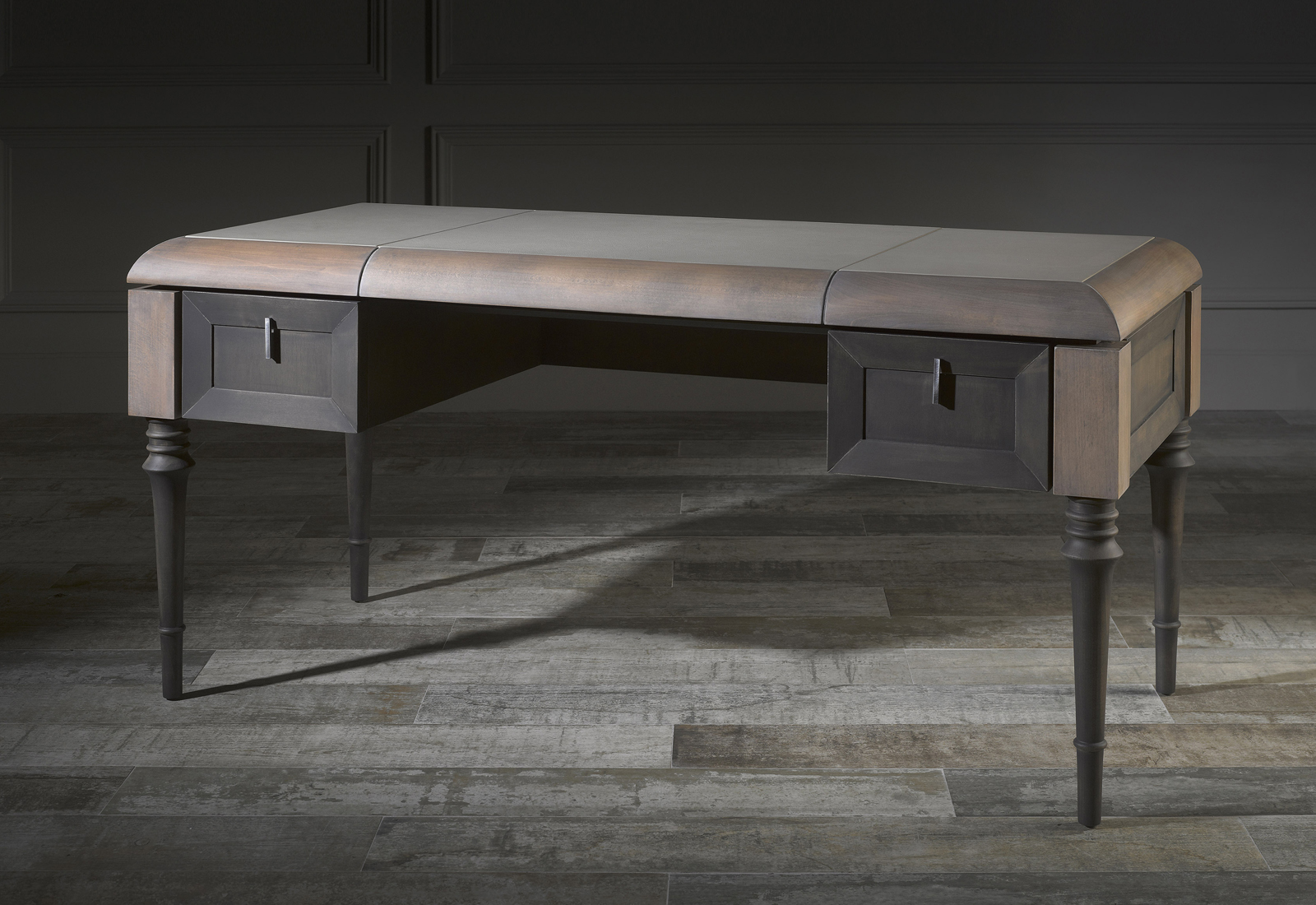Bennet desk, home office desk, contemporary desk uk