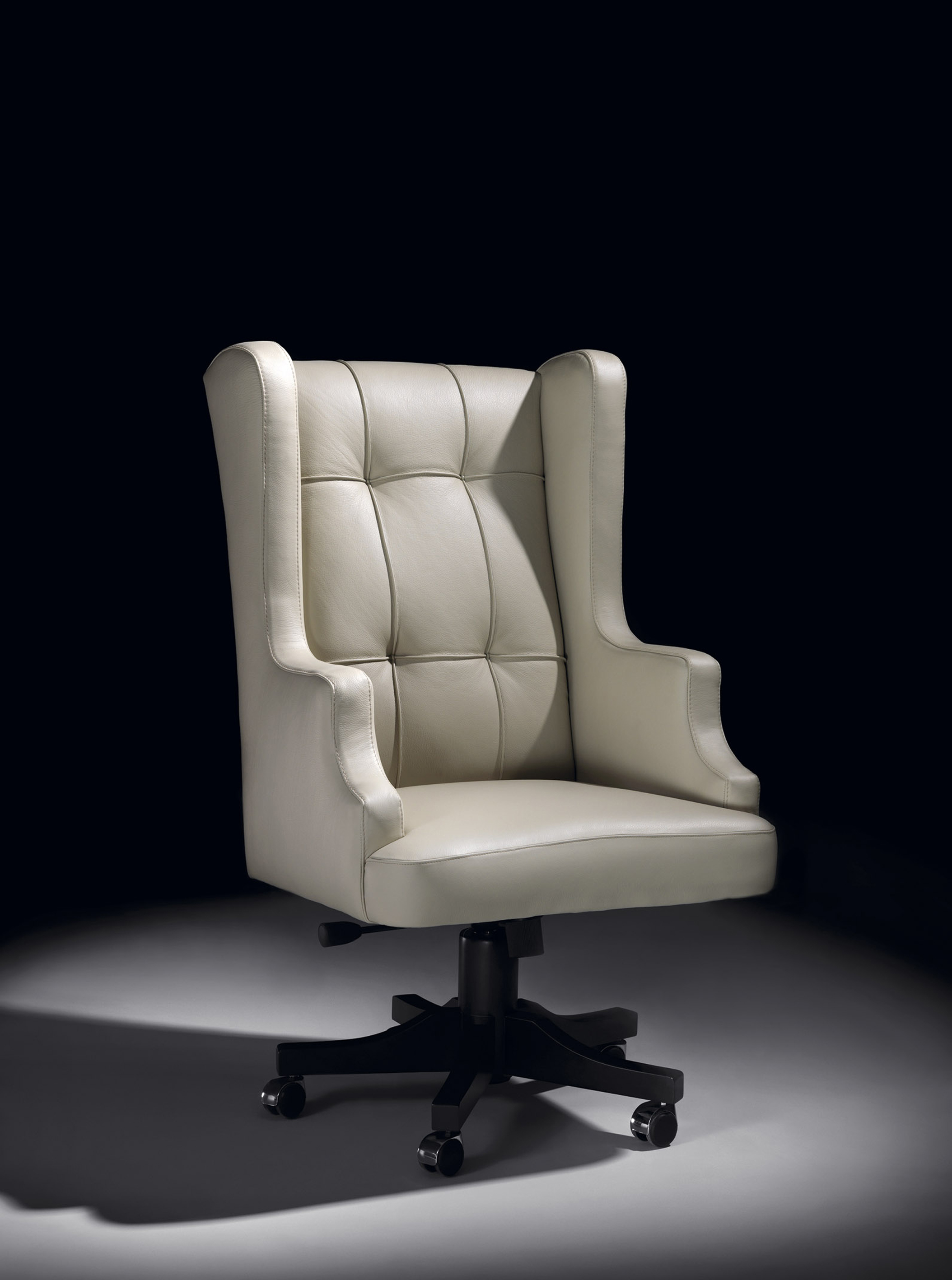 leather office chair, home office chair, luxury office chair
